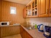 Apartmán č.2 kuchyň