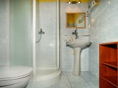 Apartmán č. 2 koupelna
