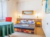 Apartmán č. 1 ložnice
