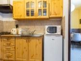 Apartmán č. 1 kuchyň