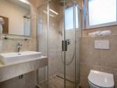 Kúpeľňa v každom apartmáne