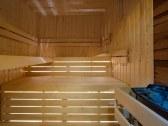 Fínska sauna pre celú rodinu
