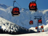 Zjazdové lyžovanie Jasná