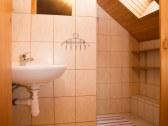 Horný apartmán - kúpeľňa