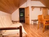 Horný apartmán - obývacia časť
