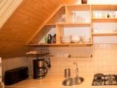 Horný apartmán - kuchyňa