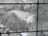 Aj takýto pekný výhľad budete mať priamo z okna