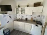 Kuchynský kút apartmán Guglík prízemie
