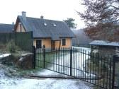 Chata - vstupná brána