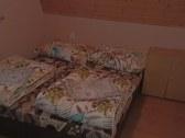 Chata Rudňanka spalna s 3 postelami