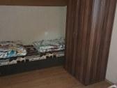 Chata Rudňanka spalňa s 3 posteľami