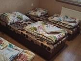 Chata Rudňanka spaľna s 5 timi posteľami