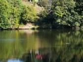 chata pri halcianskom jazere