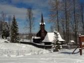 Drevený kostolik svätej Anny