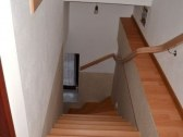 schody na ubytovanie
