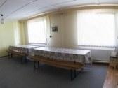 Spoločenská miestnosť 7x5