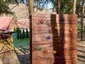 Detská lezecká stena