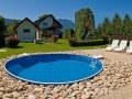Villa 22 s bazénom, Podtureň