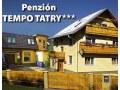 Penzión TEMPO Tatry, Pribylina